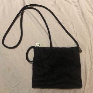 Small Sak crochet cross body purse